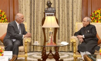 India-Afghan ties have no expiry date : Mukherjee to Ghani
