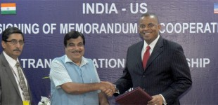 India and USA Sign MOU on multi modal transport