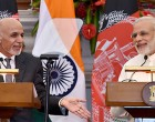 India shares Afghanistan's pain over terror : Modi