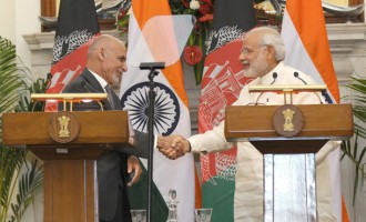 India, Afghanistan vow to work together to fight terror, boost trade