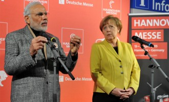 PM Modi asks German investors to experience India's ease of business