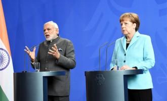 Modi seeks strong partnership between Indian Lion, German Eagle