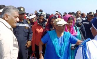 Over 350 return home from Yemen