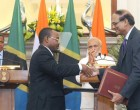 India, Tanzania to fight terrorism, boost gas exploration