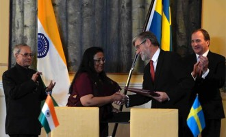 India, Sweden ink six agreements on Pranab visit