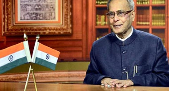 Peace call, forging ties topped Mukherjee's Middle East agenda