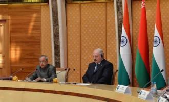 Mukherjee visit : India extends $100 mn line of credit to Belarus