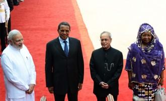 President thanks Tanzania for backing India's UNSC bid