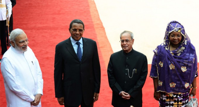 President thanks Tanzania for backing India's UNSC bid