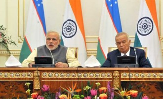 Indian Business Keen to Invest In Uzbekistan – PM Modi