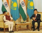 Modi holds talks with Kazakh president