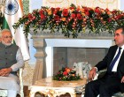 India, Tajikistan stress improving trade, connectivity