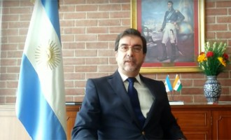 Argentina Offers Logistics Support for India in its Make in India Campaign