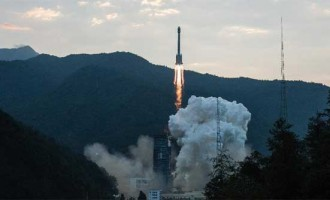 China launches 20th Beidou navigation satellite