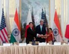 India, US, Japan to collaborate on maritime security, regional connectivity