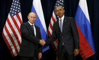 Russia, US agree to cooperate in solving Syria crisis