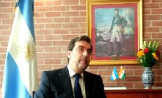 Exclusve Interview with Ambassador of Argentine Republic to India, H.E. Mr. Raúl Ignacio Guastavino