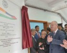 President, Pranab Mukherjee inaugurating the India Palestine Centre for Excellence in ICT, at Al-Quds