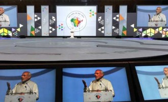 Heart beat of Indians and Africans are in rhythm: Modi