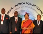 Minister of State (Independent Charge) Mrs. Nirmala Sitharaman at Focus Africa