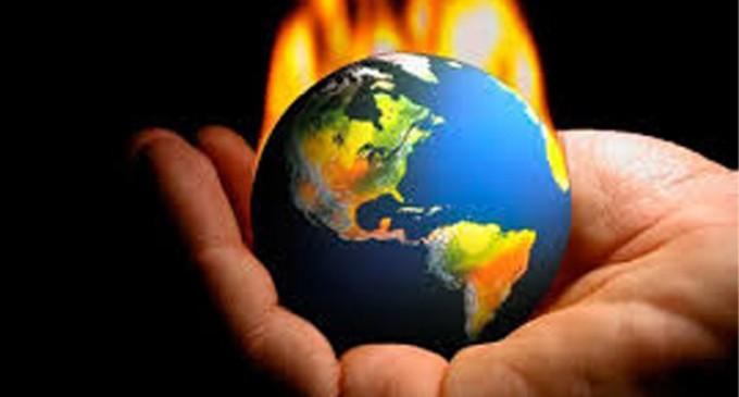 Catastrophic warning: Delhi's average temperature spikes 1 degree, Kolkata 1.2 degrees