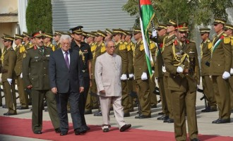 India announced projects worth $17.9 mn for Palestine