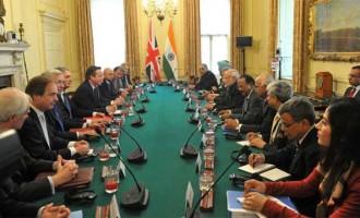 Modi UK visit sees business deals worth $14 billion