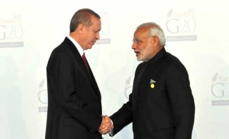 PM Modi to meet Turkish President on May 1