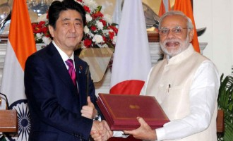 India, Japan sign agreements on nuclear energy, bullet train