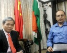 Video Interview of AMBASSADOR OF VIETNAM TO INDIA, H.E. MR. TON SINH THANH