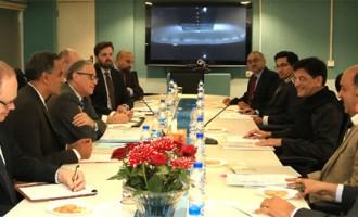 Ambassador of the USA, Richard Rahul Verma and the Chairman & President of Export-Import Bank of US,