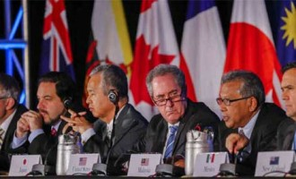 Pacific nations sign TPP trade deal