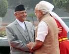 Modi meets Nepal PM