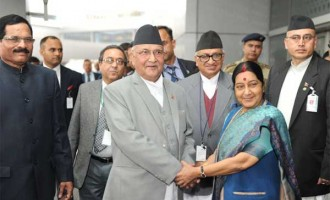 India, Nepal have natural, civilisational ties: Oli