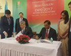 "India signed the Agreement on the participation in the ""EXPO-2017"""