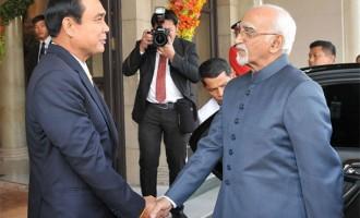 India, Thailand share interest in sea lanes security : Ansari