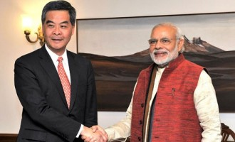 PM Modi hopes for better trade, investment with Hong Kong