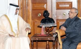 President hails elevation of India-UAE ties