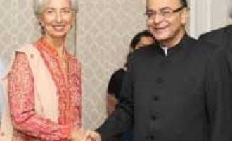 India's star shines bright in global gloom: IMF chief