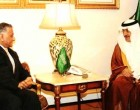 Minister of State for External Affairs meets Dr. Bandar Bin Muhammad Hajjar, Minister for Haj of the Kingdom of Saudi Arabia in Jeddah during his visit to Saudi Arabia