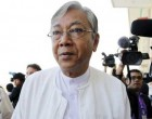 U Htin Kyaw is Myanmar's new president