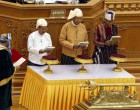 U Htin Kyaw sworn in as Myanmar's president
