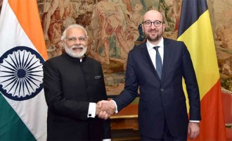 Modi wants extradition treaty with terror-hit Belgium expedited