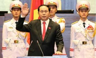 Vietnam elects new president