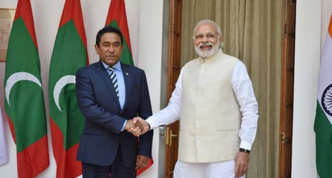 Maldives' security, stability in India's interest: Modi
