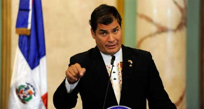 Ecuador forms committee on post-quake reconstruction