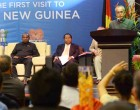 We count on PNG's support at UN: Pranab