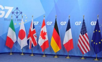 G7 countries agree to boost investment, ensure energy supply