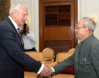 India-Belarus trade to reach $1 bn target by 2018: President Mukherjee