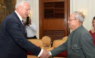 India-Belarus trade to reach $1 bn target by 2018: President Mukherjee